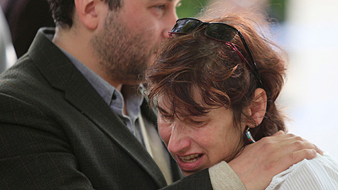 Eltern von Amy Winehouse weinen um ihre Tochter