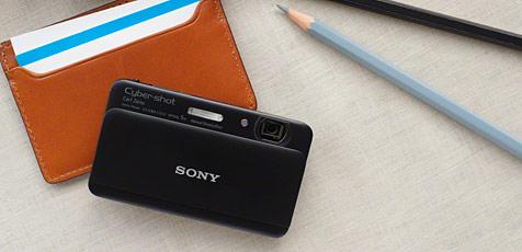 Sony präsentiert dünnste Digitcam mit Full-HD-Video (Bild: Sony)