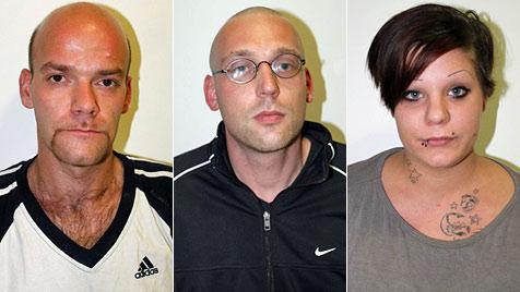 NÖ: Pizzalieferant brutal überfallen - Trio festgenommen (Bild: SID NÖ)