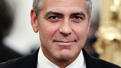 """Clooney: """"Mein Leben ist mit 50 besser als je zuvor"""" (Bild: AP)"""
