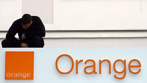 Fusionswillige Handyfirmen bei Wettbewerbshütern (Bild: Orange)