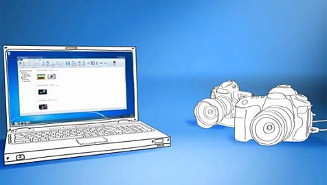 Microsoft liefert Unterstützung für RAW-Bilder (Bild: Screenshot YouTube)