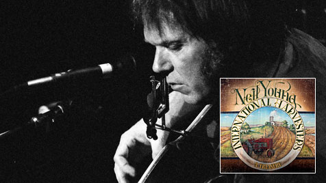 Neil Young mit Live-Schatz aus seinem Archiv (Bild: Warner Music)