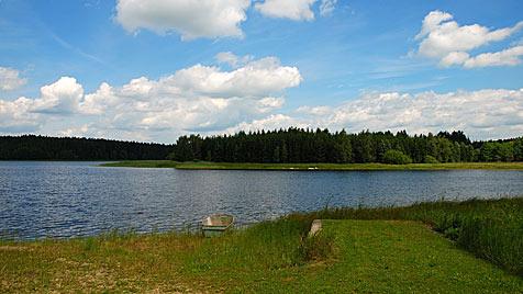 Tannengrün trifft Himmelblau: Urlaub im Waldviertel (Bild: Waldviertel Tourismus/Reinhard Mandl)