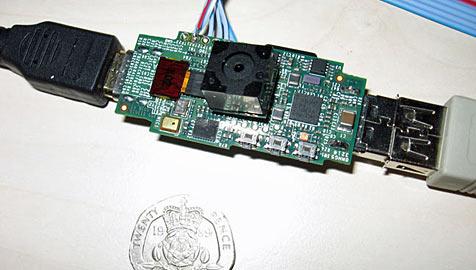 Briten entwickeln 25-Dollar-PC für Schulen (Bild: Raspberrypi.org)