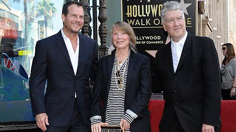 Sissy Spacek mit Hollywood-Stern geehrt (Bild: AP)