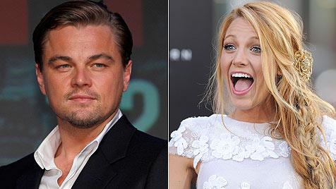 """DiCaprio schwimmt im Geld und datet """"Gossip Girl""""-Elfe (Bild: AP)"""