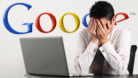 Microsoft stellt Google nach Schimpftirade bloß (Bild: thinkstockphotos.de, google.com, krone.at-Grafik)
