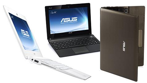 Asus stellt dünnstes und leichtestes Netbook vor (Bild: Asus)