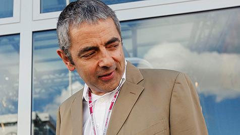 """Mr. Bean"" Atkinson entkommt bei Unfall nur knapp dem Tod (Bild: AP)"