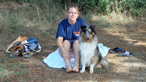 """""""Benito"""" ist der schönste Hund (Bild: Daniela Reichör)"""