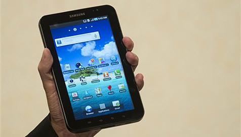 Verkauf von Galaxy Tab in Deutschland weiterhin verboten (Bild: AP)