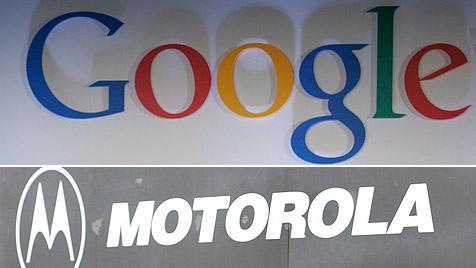 Google schließt Übernahme von Motorola Mobility ab (Bild: EPA)