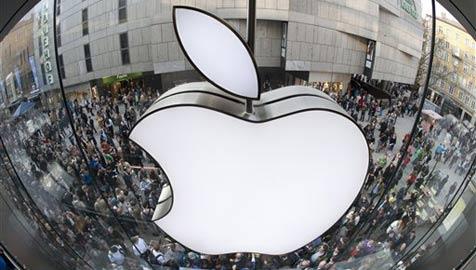 Apple bleibt wertvollste Marke - IBM löst Google ab (Bild: AP)