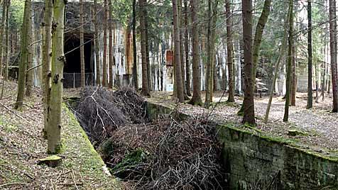 Wernher von Braun verfasste Pläne für Raketenbau in OÖ (Bild: APA/ARGE SCHLIER)