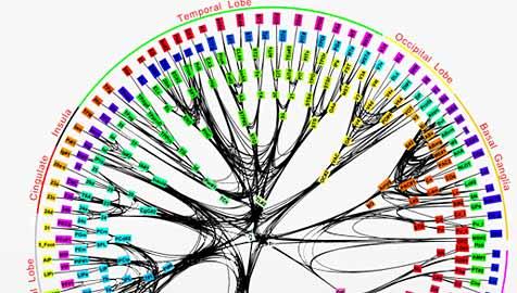 Neuer Chip von IBM ahmt menschliches Gehirn nach (Bild: IBM)