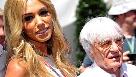 So nobel und teuer heiratet Bernie Ecclestones Tochter (Bild: EPA)