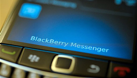 BlackBerry-Hersteller will 2.000 Stellen streichen (Bild: AP)