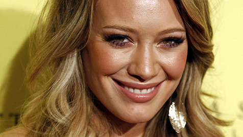 "Hilary Duff: Baby kostet sie Rolle in ""Bonnie and Clyde"" (Bild: AP)"