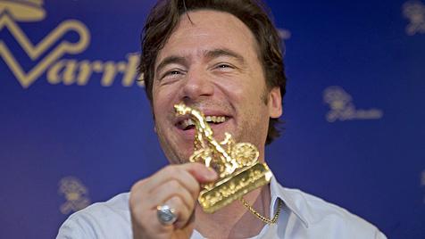 "Michael ""Bully"" Herbig erhielt Karl-Valentin-Orden (Bild: AP)"