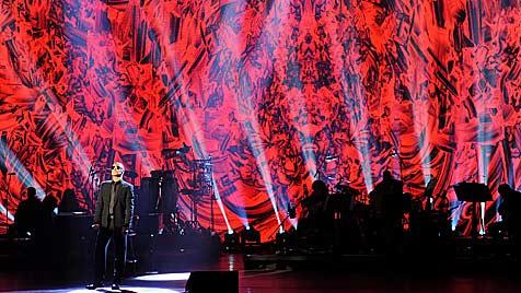 George Michael sorgt für Abend der Extraklasse (Bild: EPA)