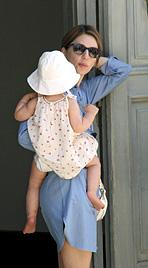 Sofia Coppola noch ganz entspannt vor zweiter Hochzeit (Bild: AP)