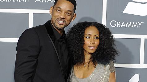 """Will Smith und Jada Pinkett-Smith: """"Die Ehe ist intakt!"""" (Bild: EPA)"""
