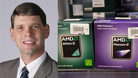 AMD holt sich Lenovo-Manager als neuen Chef