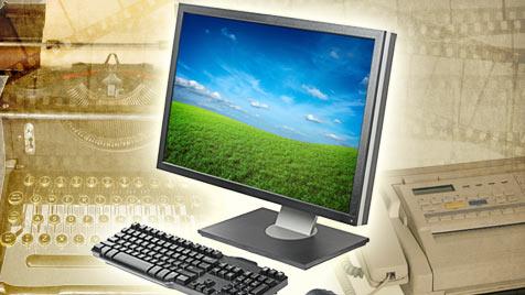 Diese Technologien hat der PC für immer verdrängt (Bild: thinkstockphotos.de)