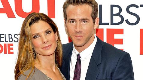Hochzeitsgerüchte um Sandra Bullock und Ryan Reynolds (Bild: EPA)