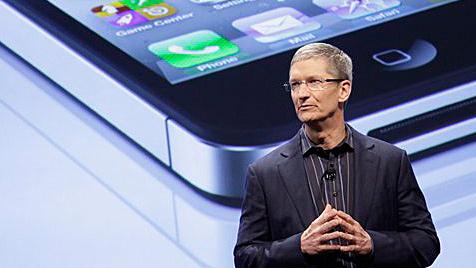 Neuer Apple-Chef erhält eine Million Aktien des Konzerns