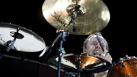 Metallica: 30 Jahre alt und kein bisschen leise (Bild: EPA)