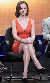 Christina Ricci setzt sich wegen TV-Rolle auf Radikal-Diät (Bild: AP)