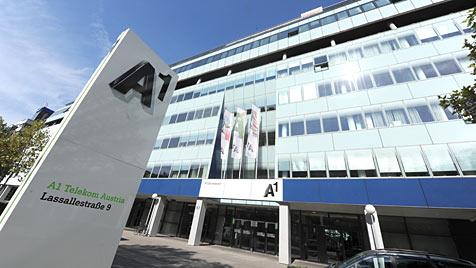 A1 meldet Yesss-Übernahme bei Wettbewerbshütern (Bild: APA/HERBERT PFARRHOFER)