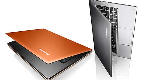 Lenovo, Toshiba und Acer bringen erste Ultrabooks (Bild: Lenovo)