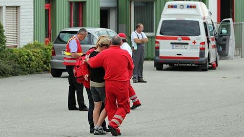 Schweißer erstickt an Gas - auch Helfer beinahe getötet (Bild: Philipp Wiatschka, Salzi.at)