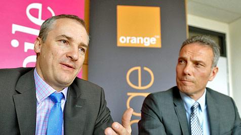 T-Mobile und Orange vor Netz-Zusammenlegung (Bild: APA/HERBERT NEUBAUER)