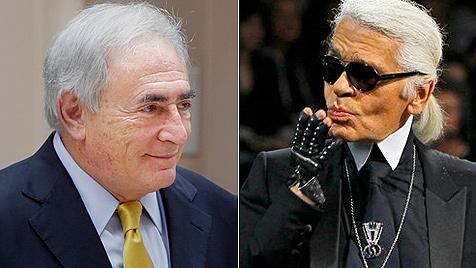 """Strauss-Kahn """"ein süßer Typ - solange man keine Frau ist"""" (Bild: AP)"""