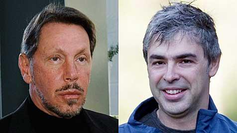 Richter verdonnert Google- und Oracle-Chef zu Gespräch