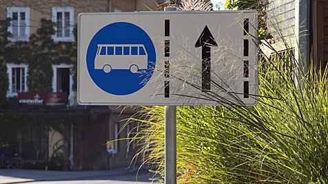 Schilderchaos in Salzburg sorgt für Verwirrung (Bild: Neumayr/MMV)