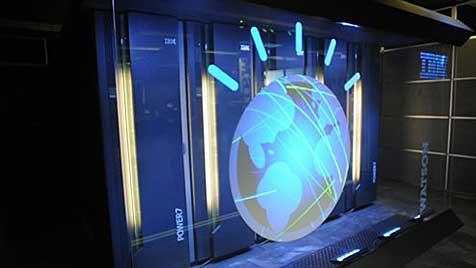 Supercomputer Watson arbeitet an der Wall Street