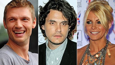 So böse lästern die Stars über ihre Ex-Geliebten (Bild: AP EPA)