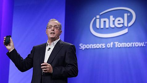Intel zeigt Android-Smartphone mit Atom-Prozessor