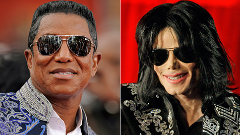 Jermaine Jackson: Es gab Fluchtplan für Bruder Michael (Bild: AP EPA)