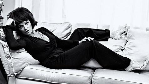 Wow! Christine Neubauer hat sich schlank geboxt (Bild: Nicolas Kantor für GALA)