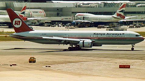 29-Jähriger aus NÖ tot nahe Flughafen in Kenia gefunden (Bild: EPA)