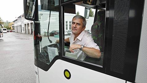 Sbg: Radler schlug Busfahrer grundlos ins Gesicht (Bild: Markus Tschepp)