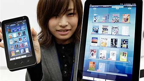 Sharp wirft Großteil seiner Tablets aus dem Programm