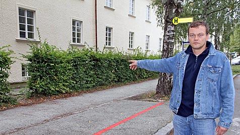 Vater attackiert Tochter und Helfer - U-Haft verhängt (Bild: Markus Wenzel)