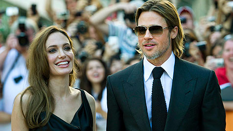 """Brad Pitt bedauert Worte: """"Jen war nicht langweilig"""" (Bild: AP)"""